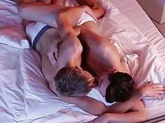 Twink gay sex at Staxus