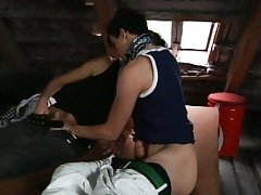 Gay boy castrated twink at Staxus