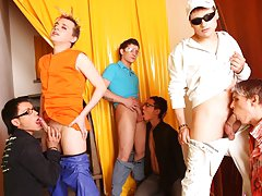 Groups yahoo gay hairy and group gay and lesbians fuck at Crazy Party Boys