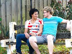 Straight gay tahiti men and black gay stroking pics - at Real Gay Couples!