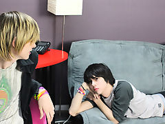 """ The 2 shoot almost simultaneously and paint Miles' diminutive frame with cum amateur gay twink webcam sex"