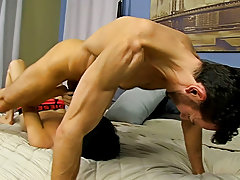 Cute boy emo fucking and uncut male models masturbating at Bang Me Sugar Daddy
