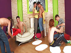 Male masturbate group and whidbey island gay youth group at Crazy Party Boys