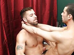 Gay man fucking man in the ass and cute gay lads tight foreskin at My Gay Boss