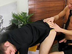 Nude porn film men and male on male anal sex porn pics at My Gay Boss