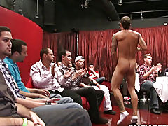 Twink drink condom and college boys caught naked and jacking at Sausage Party