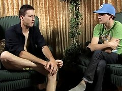 Danny Brooks sits down to chat with Andy Kay while on a discharge with Phoenixxx free gay asain twinks smooth at My Gay Boss