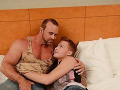 gay boy anal sex and cute sports boys at Bang Me Sugar Daddy