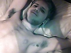 Gay twink bareback boy and getting gay blowjob driving - at Boy Feast!
