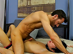 Interracial boys anal pics and gray bearded men at Bang Me Sugar Daddy