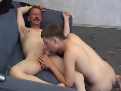 Soon the boy aarived and gave an awesome strip show to Pavel hot mature gays