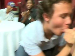 Toronto gay spanking group and gay group having sex at Sausage Party
