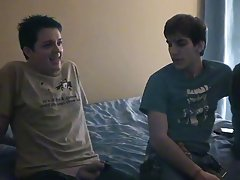 There's plenty of cocksucking in this movie scene and James and Kyle the one and the other fuck each other regan bang andnot gay trann - at Boy F