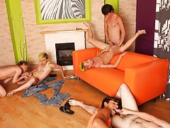 Male wack off jo group masturbation las vegas nv and male group sex at Crazy Party Boys