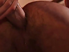 Both studs are truly hot and Matt's thick dick throbs as he gags on Ben's monstrous dick, tasting work like a Trojan, spit and ass, these ho