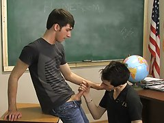 While working they find that they're attracted to each other, which you can discern boys first time sex stories at Teach Twinks