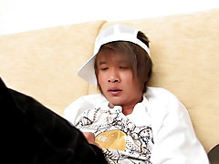 He is so cute asian guys getting fucked