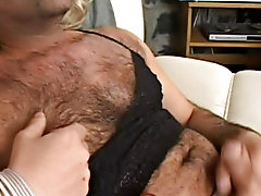 Two crossdressing addicted guys compete difficult to obtain sexy model looks, and of course, it's female models that they're after gay hunks