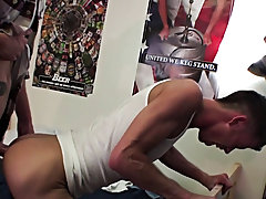 """Sometimes you have to go all out and put it all on the line to """"get in"""" this week re received a video in which these frat boys put their ple"""