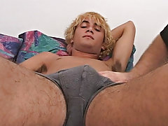 I had him in bed and rubbing my hands onto his body within moments masturbating guys
