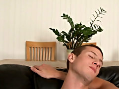 Kelly and Tyler suck down loads of severe cock college gay cum