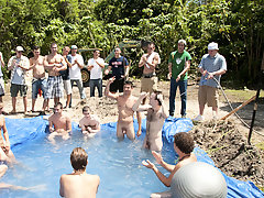 these poor pledges had to play smokescreen folded in this hole in the ground filled with water yahoo group gay sex