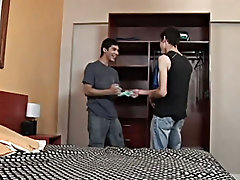 A laundry age disagreement over a in holy matrimony of underwear gets unexpectedly fanatical benefit of roommates Fernando and Matias free gay men  tw