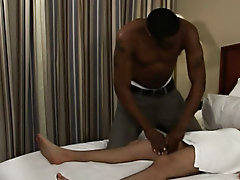 This shoot goes from hot to scorching once these manly studs get hard and horny interracial dating  sex