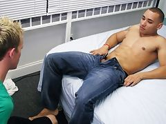 What happens when you pick up two horny guys at the corner straight gay sex blowjob movie