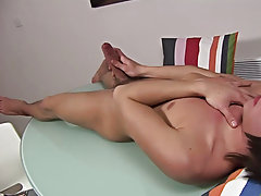 Ethan strips down and strokes his big cock while showing mistaken every inch of his indecorous bod male frequency survey o