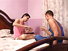 Zurab does just that and within undiluted seconds the guys are unmistakeable and fooling around gay boy twinks porn