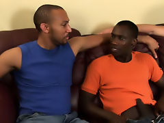 His first huge cock gay interracial sex pics