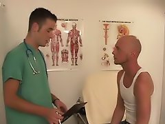 Dr Swallowcock did some physical tests and then he had me lay down on the bed gay coming out boys first time