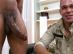 We got a big boy for you guys this time gay interracial sex pics
