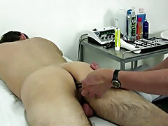 Today I had scheduled Keith to be our first athlete to have his first massage gay fetish porn