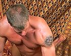 Cock throbbing twosome rise to the occasion