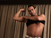 Hot muscle dudes menopause muscle pain
