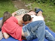 Another increase furore featuring desirable twinks in Sweet And Raw, reaable in search you naked guys outdoors