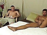 Straight boys blow by gay men hidden camera and twinks in swimwear at Straight Rent Boys
