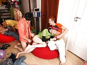 Gay group sex in public and groups yahoo gay hairy at Crazy Party Boys