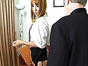 Another disobediant student is presented before Headmaster Ted to determine special punishment for silly school girl misdemeanors free hardcore shemal