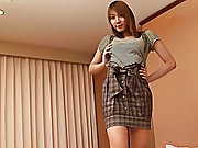 She gave it a tug, then came on the rug, depositing something quite sticky amateur college guys tranny